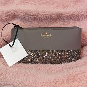 KATE SP♠️DE-Greta Court/Little Shiloh Cosmetic Bag